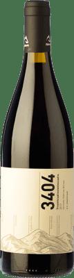 5,95 € 免费送货   红酒 3404 de Pirineos Joven D.O. Somontano 阿拉贡 西班牙 Grenache, Moristel 瓶子 75 cl
