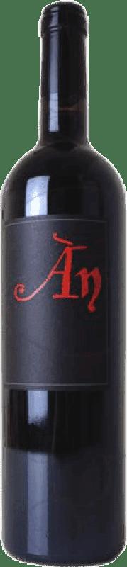 37,95 € Envío gratis | Vino tinto Ànima Negra An Negre I.G.P. Vi de la Terra de Mallorca Islas Baleares España Callet, Fogoneu, Mantonegro Botella 75 cl