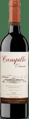 19,95 € Free Shipping | Red wine Campillo Crianza D.O.Ca. Rioja The Rioja Spain Tempranillo Magnum Bottle 1,5 L