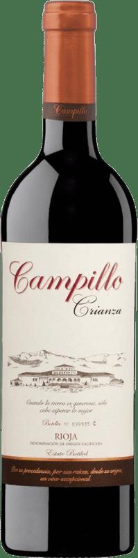 19,95 € Envoi gratuit   Vin rouge Campillo Crianza D.O.Ca. Rioja La Rioja Espagne Tempranillo Bouteille Magnum 1,5 L