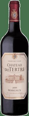 75,95 € Free Shipping | Red wine Château du Tertre A.O.C. Bordeaux France Merlot, Cabernet Sauvignon, Cabernet Franc, Petit Verdot Bottle 75 cl