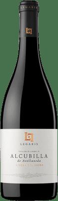 32,95 € Envío gratis   Vino tinto Legaris Alcubilla de Avellaneda D.O. Ribera del Duero Castilla y León España Tempranillo Botella 75 cl