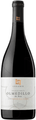 37,95 € Free Shipping | Red wine Legaris Olmedillo de Roa D.O. Ribera del Duero Castilla y León Spain Tempranillo Bottle 75 cl