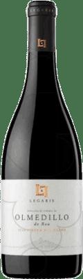 39,95 € Free Shipping | Red wine Legaris Olmedillo de Roa D.O. Ribera del Duero Castilla y León Spain Tempranillo Bottle 75 cl