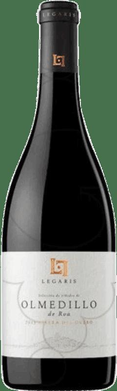 31,95 € Envoi gratuit | Vin rouge Legaris Olmedillo de Roa D.O. Ribera del Duero Castille et Leon Espagne Tempranillo Bouteille 75 cl
