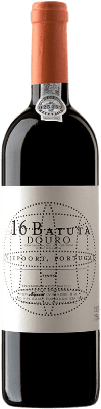 79,95 € Envío gratis | Vino tinto Niepoort Batuta Otras I.G. Portugal Portugal Tempranillo, Malvasía, Touriga Franca, Tinta Amarela, Rufete Botella 75 cl
