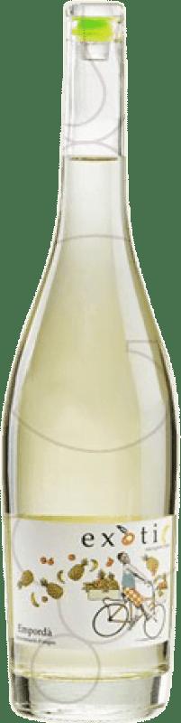 11,95 € Envoi gratuit   Vin blanc Exotic Joven D.O. Empordà Catalogne Espagne Sauvignon Blanc Bouteille 75 cl
