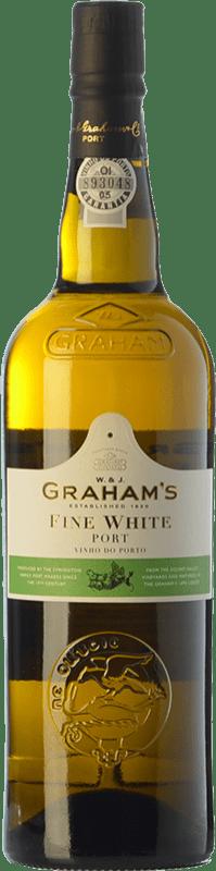 7,95 € Envoi gratuit   Vin fortifié Graham's Blanco Oporto I.G. Porto Portugal Malvasía, Códega, Rabigato, Viosinho Bouteille 75 cl