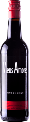 9,95 € Free Shipping | Fortified wine Tostado Meus Amores Galicia Spain Bottle 75 cl