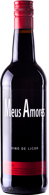 12,95 € Free Shipping | Fortified wine Tostado Meus Amores Galicia Spain Bottle 75 cl