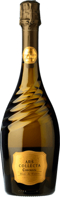 15,95 € Free Shipping | White sparkling Ars Collecta Blanc de Blancs Brut Gran Reserva D.O. Cava Catalonia Spain Bottle 75 cl