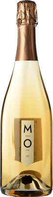 5,95 € Free Shipping | Rosé sparkling Mo Masía d'Or Rose Brut Joven D.O. Cava Catalonia Spain Bottle 75 cl