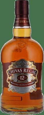 18,95 € Free Shipping | Whisky Blended Chivas 12 Años Reserva United Kingdom Half Bottle 50 cl