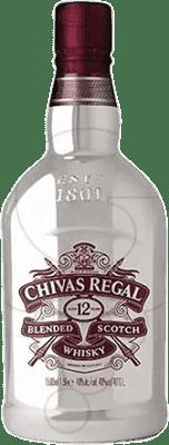 56,95 € Free Shipping | Whisky Blended Chivas 12 Años Reserva United Kingdom Magnum Bottle 1,5 L