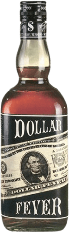 13,95 € Free Shipping | Bourbon Dollar Fever United States Missile Bottle 1 L