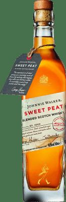 29,95 € Free Shipping | Whisky Blended Johnnie Walker Sweet Peat Reserva United Kingdom Half Bottle 50 cl