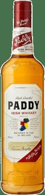 11,95 € Free Shipping | Whisky Blended Paddy Irish Whiskey Ireland Bottle 70 cl