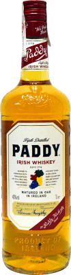 21,95 € Free Shipping | Whisky Blended Paddy Ireland Missile Bottle 1 L