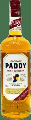21,95 € Envoi gratuit | Whisky Blended Paddy Irlande Bouteille Missile 1 L
