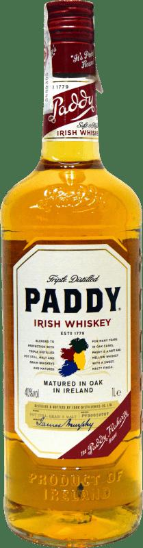 17,95 € Envoi gratuit   Whisky Blended Paddy Irlande Bouteille Missile 1 L
