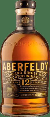 51,95 € Envío gratis   Whisky Single Malt Aberfeldy 12 Años Reino Unido Botella 70 cl