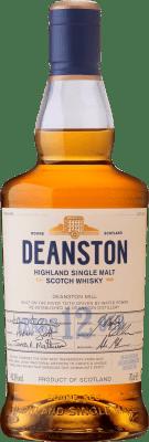 59,95 € Free Shipping   Whisky Single Malt Deanston 12 Años United Kingdom Bottle 70 cl