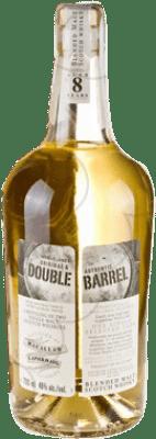 79,95 € Envío gratis   Whisky Single Malt Double Barrel Reino Unido Botella 70 cl
