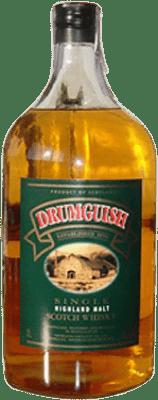 32,95 € Free Shipping | Whisky Single Malt Drumguish United Kingdom Special Bottle 2 L