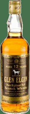 132,95 € Kostenloser Versand   Whiskey Single Malt Glen Elgin Pure Malt Großbritannien Flasche 70 cl