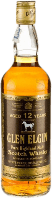 132,95 € Free Shipping | Whisky Single Malt Glen Elgin Pure Malt United Kingdom Bottle 70 cl