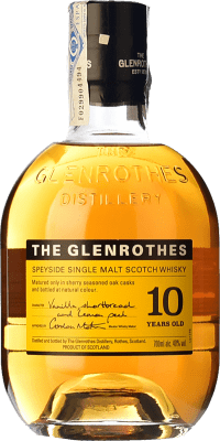 35,95 € Envoi gratuit | Whisky Single Malt Glenrothes 10 Años Royaume-Uni Bouteille 70 cl