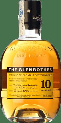 29,95 € Free Shipping | Whisky Single Malt Glenrothes 10 Años United Kingdom Bottle 70 cl