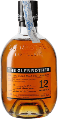 48,95 € Envoi gratuit | Whisky Single Malt Glenrothes 12 Años Royaume-Uni Bouteille 75 cl