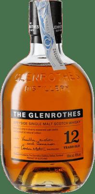 37,95 € Free Shipping | Whisky Single Malt Glenrothes 12 Años United Kingdom Bottle 75 cl