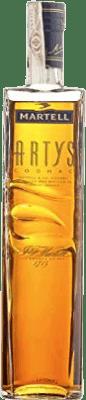 22,95 € Kostenloser Versand   Cognac Martell Artys Frankreich Halbe Flasche 35 cl