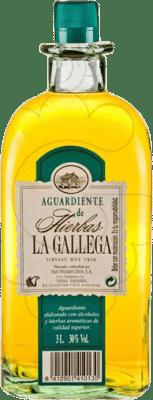 Herbal liqueur La Gallega Spain Jeroboam Bottle-Double Magnum 3 L