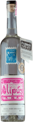41,95 € Kostenloser Versand | Mezcal Alipús San Andrés Mexiko Flasche 70 cl