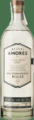 53,95 € Kostenloser Versand | Mezcal Amores Cupreata Mexiko Flasche 70 cl