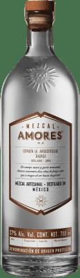 52,95 € Envío gratis   Mezcal Amores Espadín Mexico Botella 70 cl
