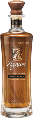 38,95 € Free Shipping | Mezcal Zignum Añejo Mexico Bottle 75 cl