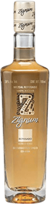26,95 € Free Shipping | Mezcal Zignum Reposado Mexico Bottle 70 cl