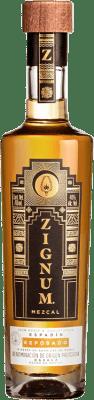 23,95 € Kostenloser Versand | Mezcal Zignum Reposado Mexiko Flasche 70 cl