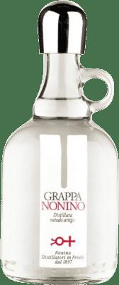 25,95 € Envío gratis | Grappa Nonino Italia Botella 70 cl