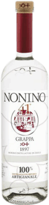 36,95 € Free Shipping   Grappa Nonino Italy Missile Bottle 1 L