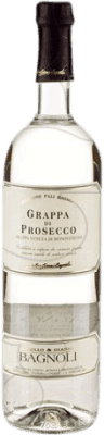 11,95 € Free Shipping | Grappa D.O.C. Prosecco Italy Bottle 70 cl