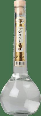 11,95 € Free Shipping | Grappa Villa Adriana Italy Muscatel Half Bottle 50 cl