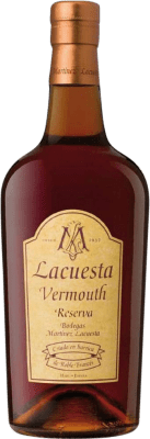 9,95 € Envoi gratuit | Vermouth Lacuesta Reserva Espagne Bouteille 75 cl