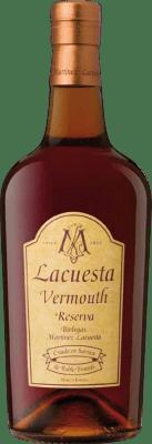 9,95 € Envío gratis | Vermut Lacuesta Reserva España Botella 75 cl