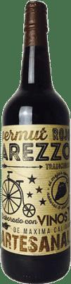 4,95 € Envoi gratuit | Vermouth Arezzo Rojo Espagne Bouteille Missile 1 L