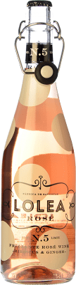 8,95 € Free Shipping | Sangaree Lolea Nº 5 Rosé Spain Bottle 75 cl